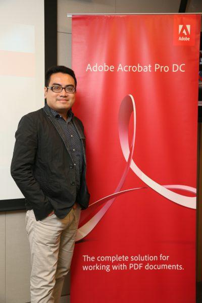 黃耀興-Adobe-數碼媒體技術工程顧問。
