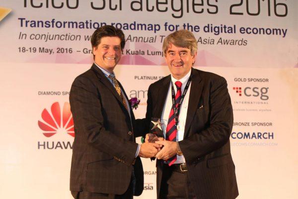 HKT Telecom Asia Awards