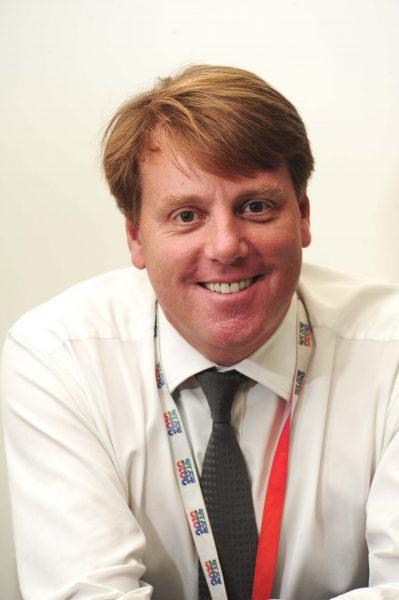 Mark Hughes, CEO, BT Security