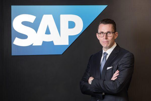 SAP 香港及澳門區董事總經理 Shane Paladin