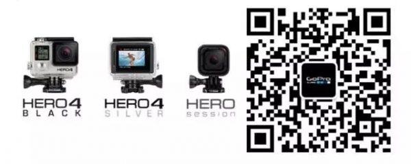 GoPro微信公众号