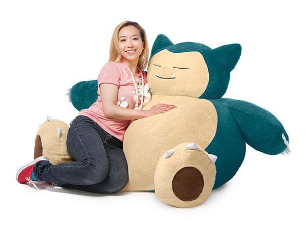 Pokemon Go Snorlax Bean Bag Chair