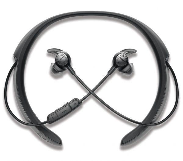 QuietControl™ 30無線耳塞式耳機,讓用戶能面對忙碌和繁囂生活的同時,每天也能享受出色的聲效。