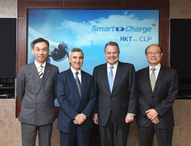 Smart Charge HKT CLP