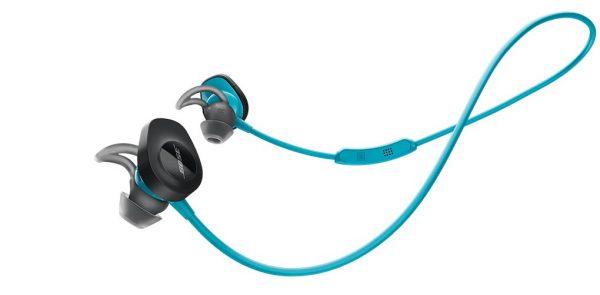 SoundSport®無線耳機能大大提升運動健身時享受音樂的 體驗。該系列耳機採用特別的運動版StayHear®+矽膠耳塞 ,確保佩帶時穩固舒適。