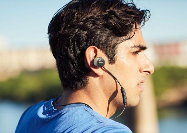 Sound Sport Pulse無線耳機。