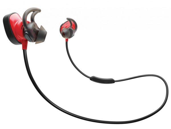 SoundSport Pulse無線耳機內置心率監測器,通過耳部測量心率,並提供精 準讀數,讓您能監察運動表現。