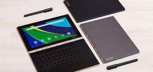 lenovo chromebook yoga tablet
