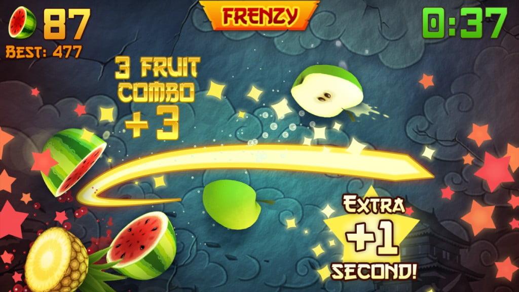 Download game ninja fruit