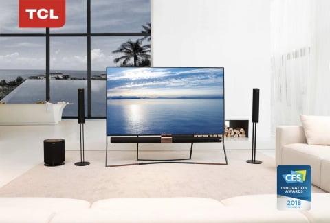TCL 電視繼續用 Android TV,C6 系列與 P6 系列均將升級 Android 8.0