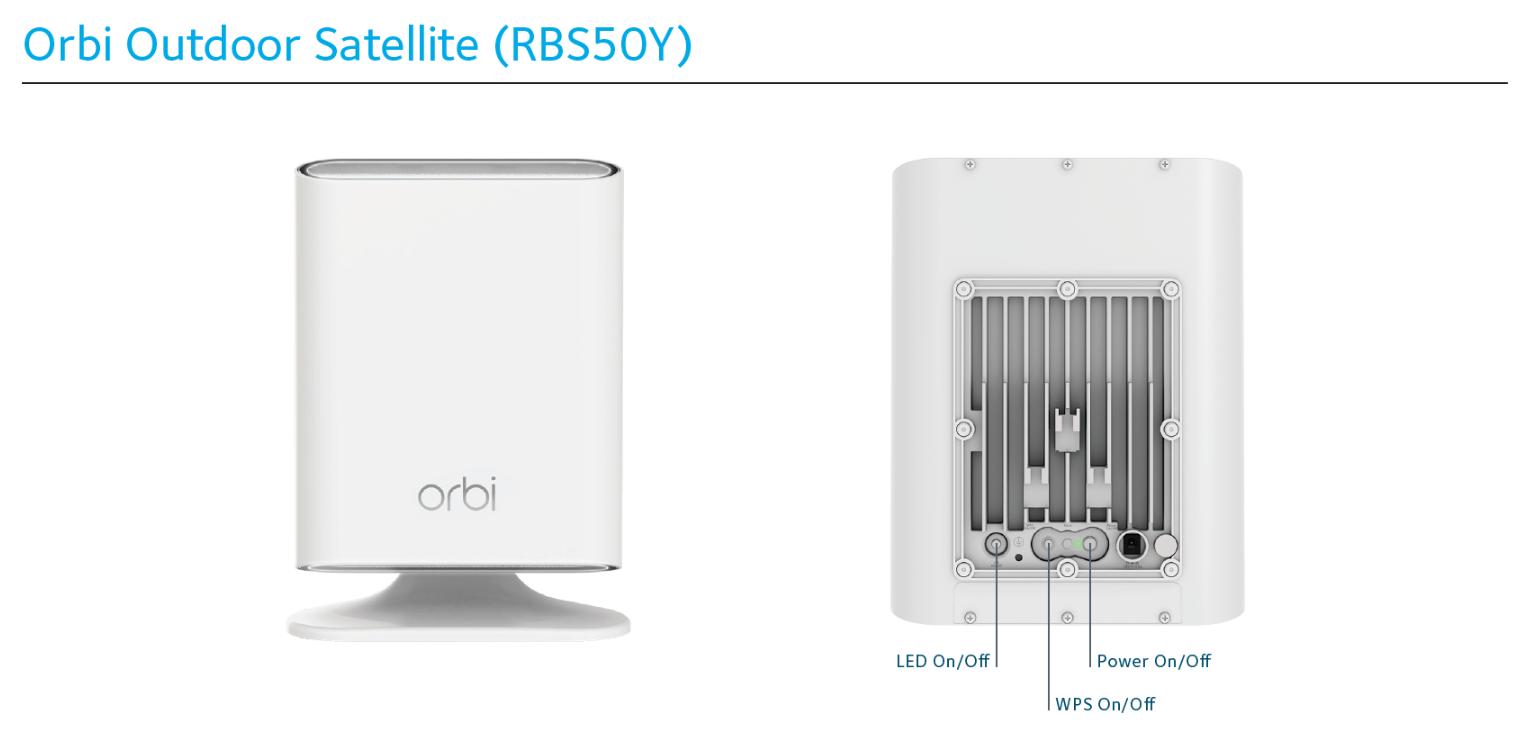 使用內附壁掛安裝 Orbi 防水衛星路由器,戶外延伸 Wi-Fi 訊號好 Easy | TechRitual -  ...