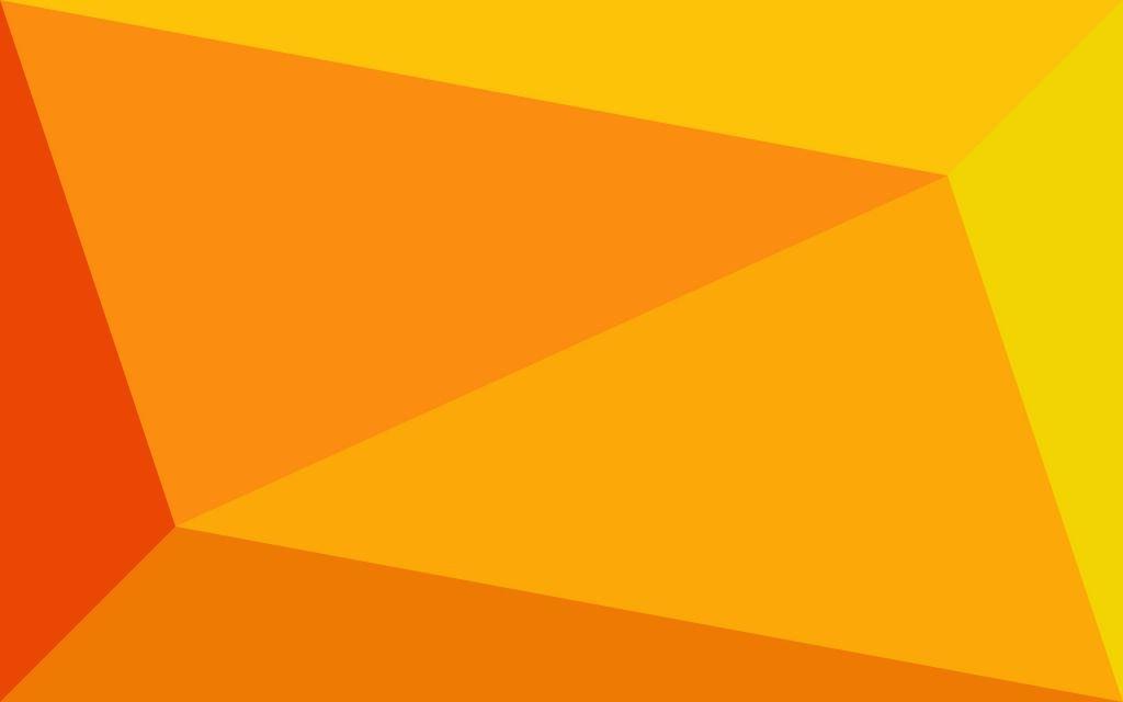 simple_wallpaper_Orange_Triangles