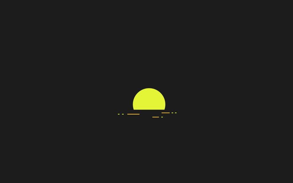 simple_wallpaper_sunRising