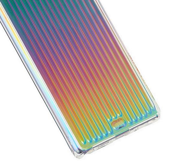 彩虹 Note 10 手機殼登場,casemate TOUGHT Groove 香港預購中